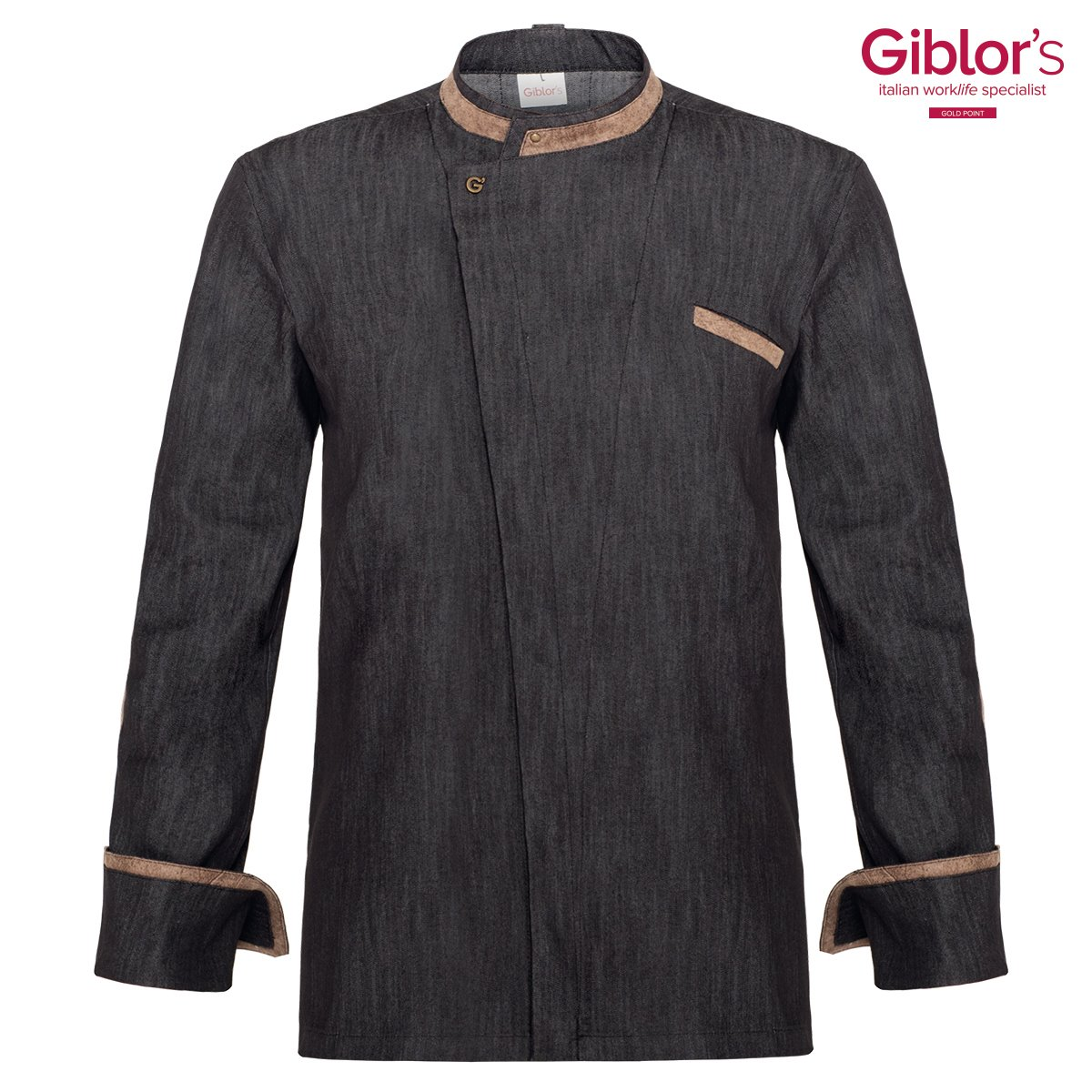 Giacca Ulisse JEANS NERO
