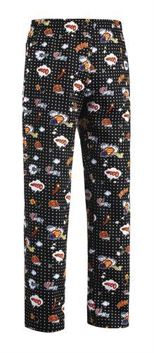 Pantaloni Pop Art