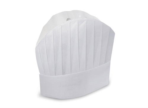Cappello cuoco in carta